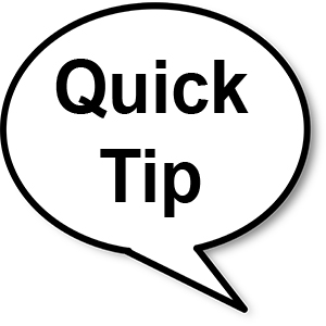 Quick IPTV Tip