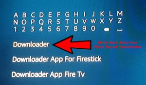 how to install downloader app