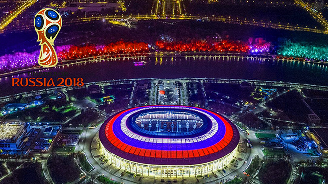 Luzhniki Stadium world cup russia