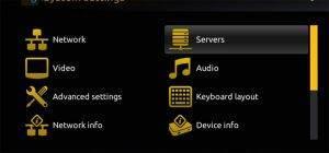 Mag Box iptv portal subscription screen