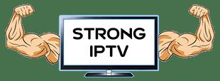 strong iptv logo