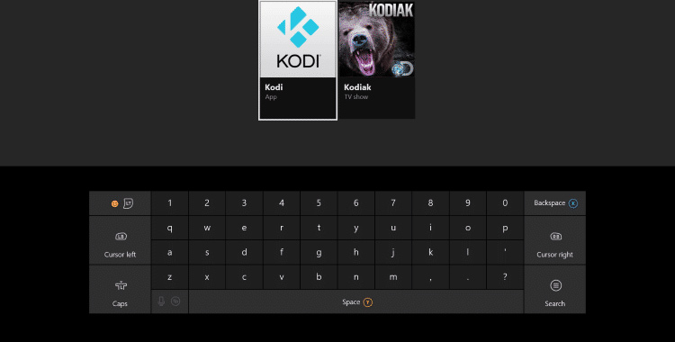 install kodi on xbox one