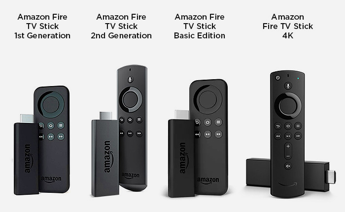Fire TV Stick Devices
