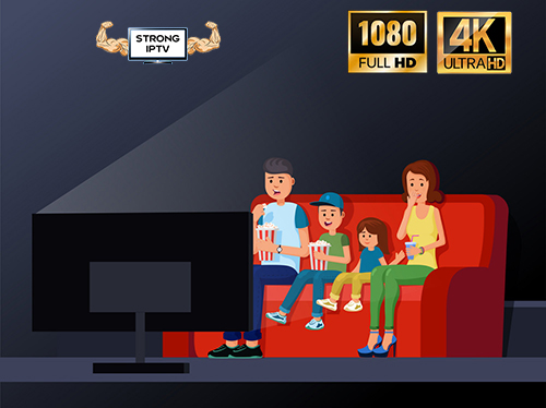 Family watch strong iptv