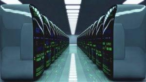 iptv service provider server room