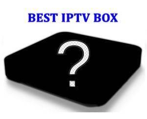 best iptv boxes