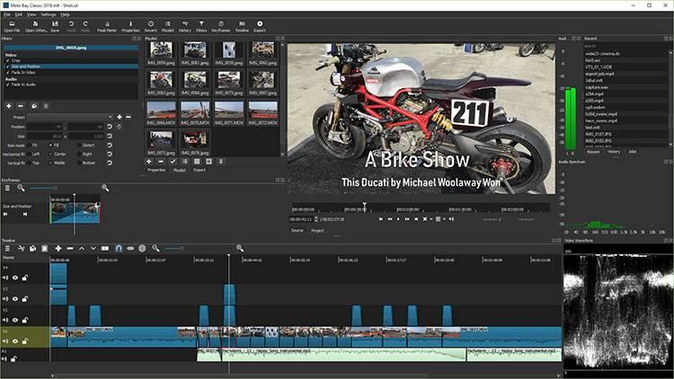 shortcut video editor