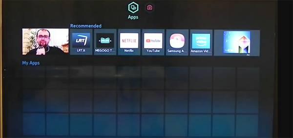 add smart iptv into samsung TV