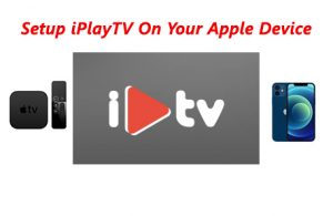setup iplaytv on your apple tv iphone