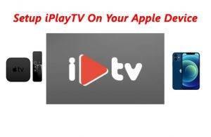 setup iplaytv on your apple tv iphone