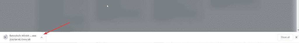 downloading retroarch on windows pc