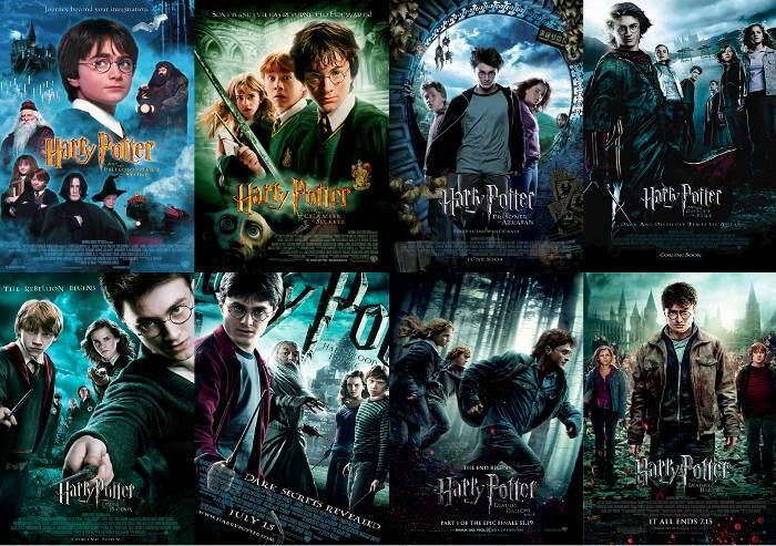 google play harry potter movies