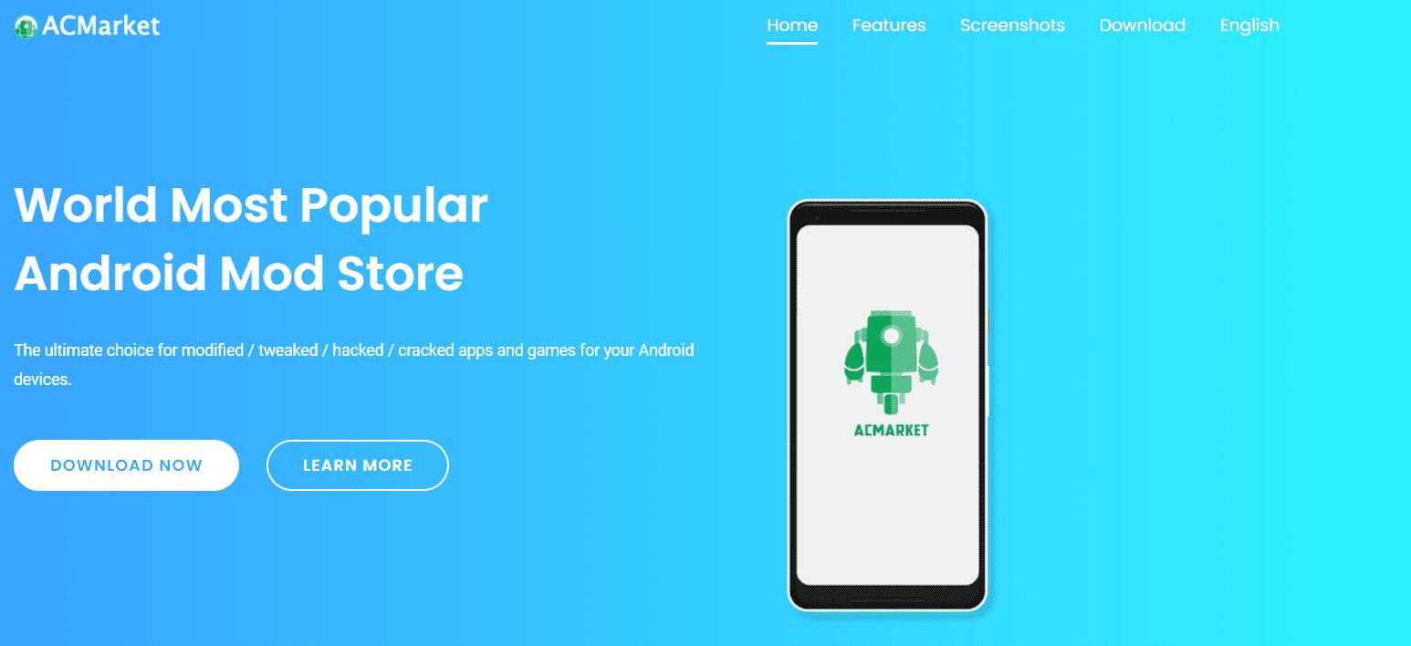 ACMarket cracked app apk download